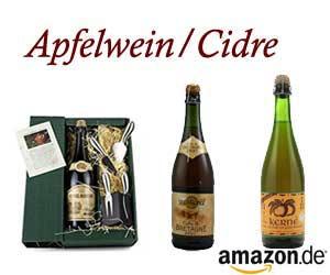 Apfelwein Cidre